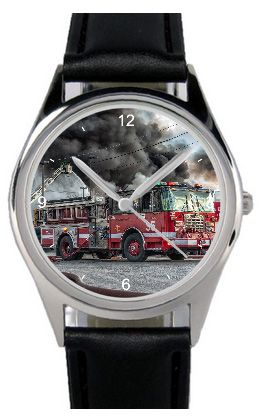 Chicago Fire Department - Armbanduhr
