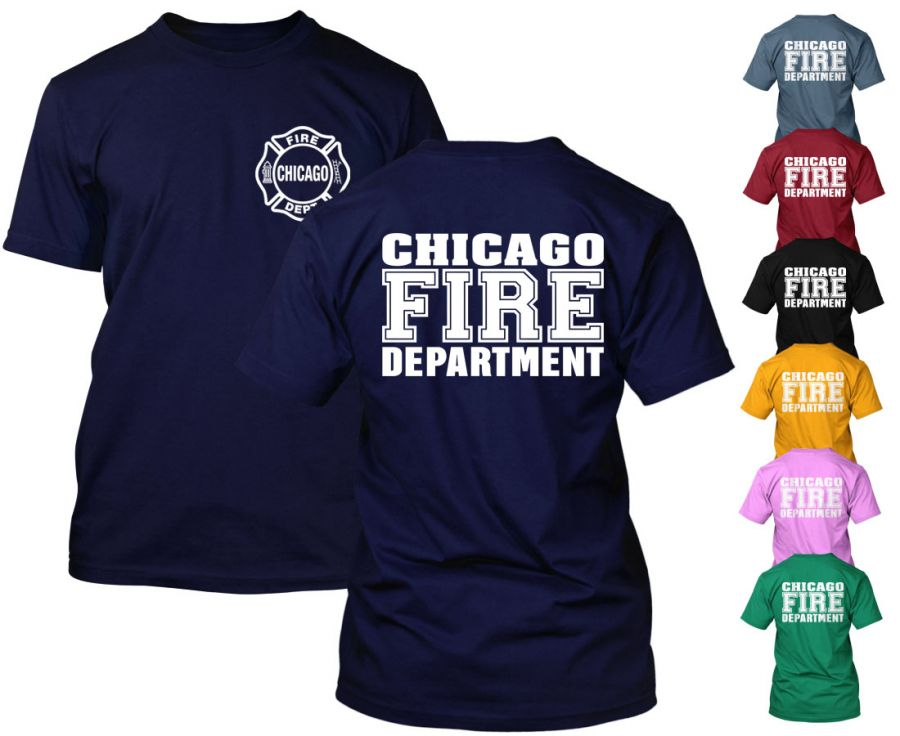 Chicago Fire Dept. - T-Shirt