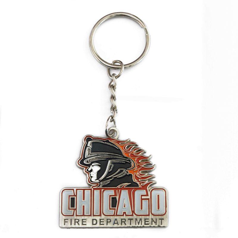 Chicago Fire Dept. - Design Schlüsselanhänger