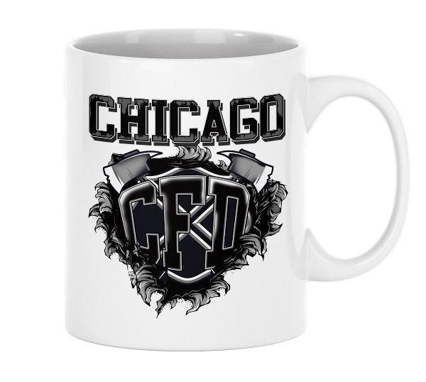 Chicago CFD - Tasse aus Keramik