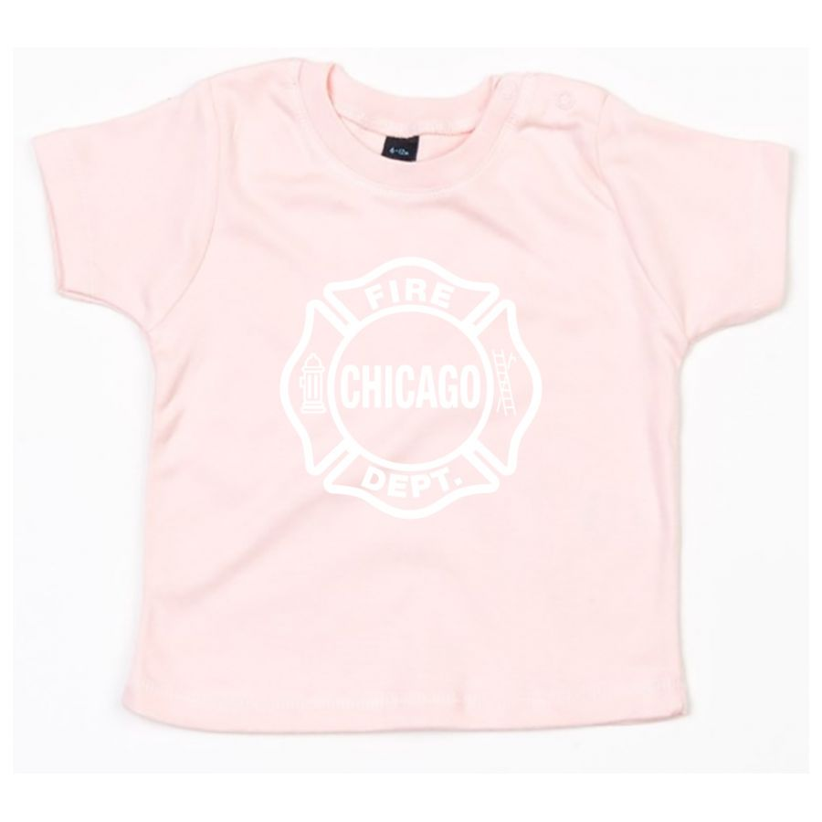 Chicago Fire Dept. - T-Shirt für Babys