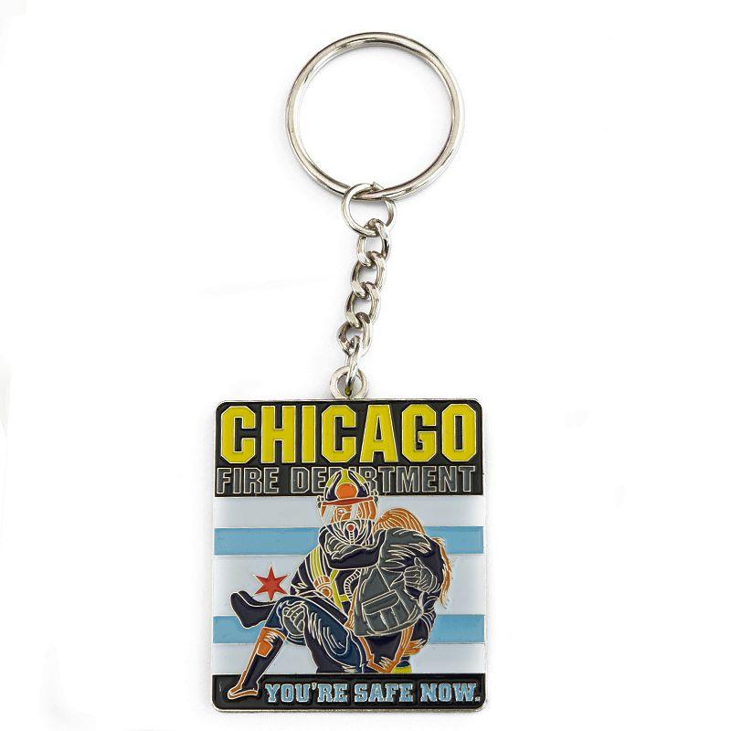 Chicago Fire Dept. - You´re Safe Now - Schlüsselanhänger