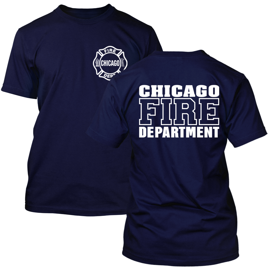 Chicago Fire Dept. - T-Shirt für Kinder