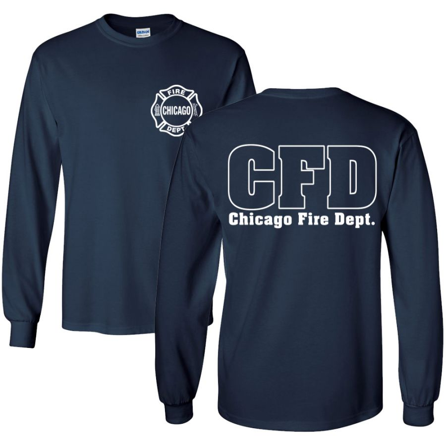 Chicago Fire Dept. - Longshirt