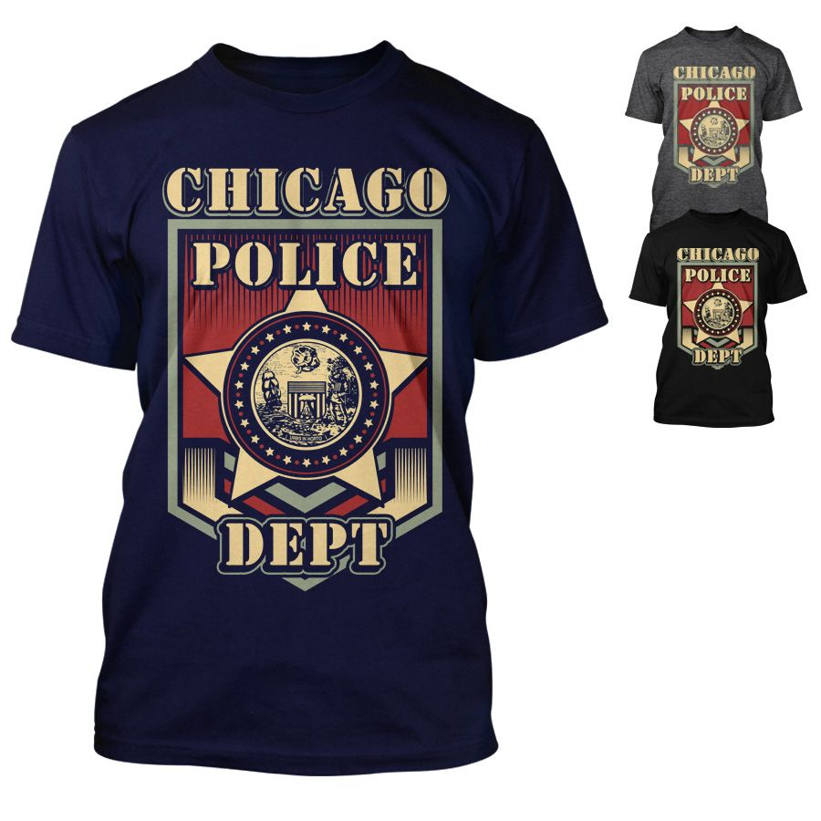 Chicago Police Department - T-Shirt