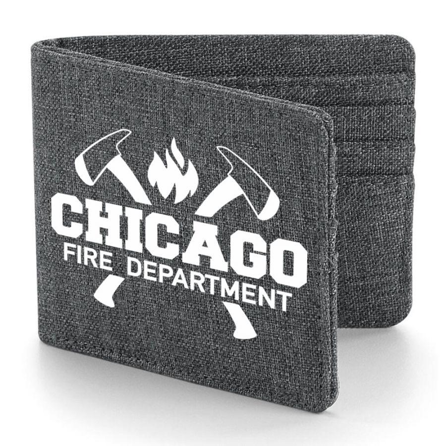 Chicago Fire Department - Geldbörse / Kartenetui (Axt)
