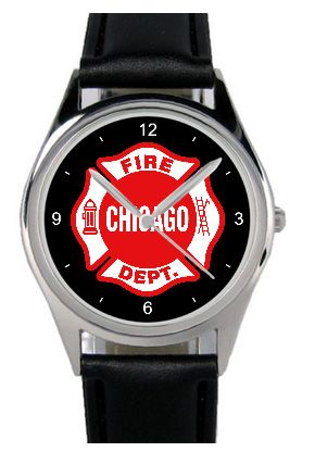 Chicago Fire Department - Armbanduhr