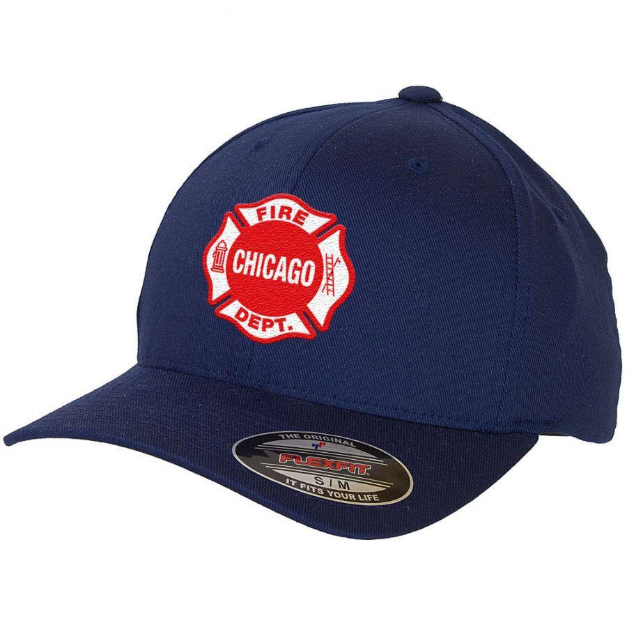 Chicago Fire Department - Basecap (Maltese)