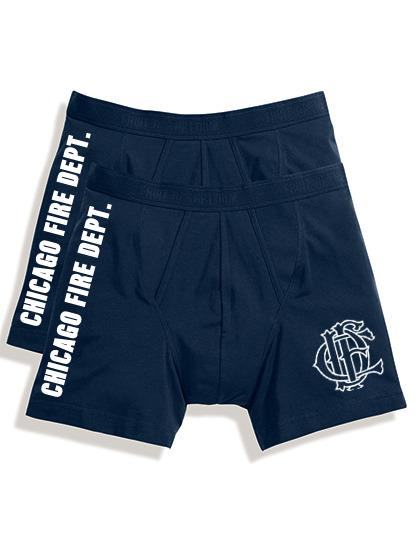 Chicago Fire Dept. - Boxer 2er Pack