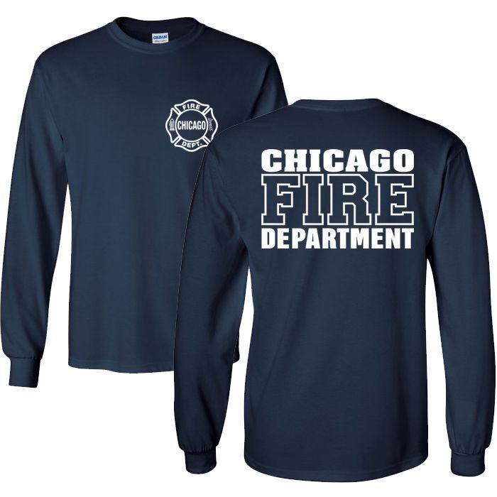 Chicago Fire Dept. - Longshirt