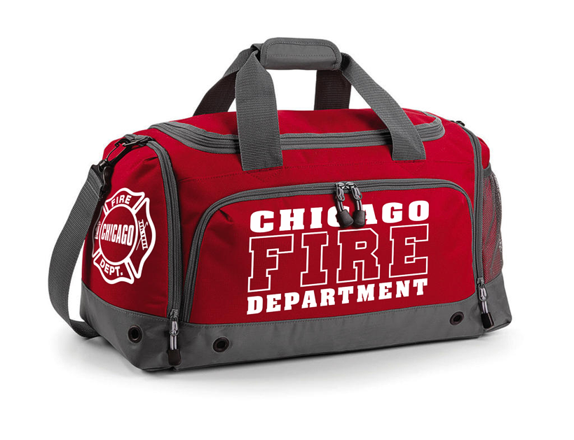 Chicago Fire Dept. - Sporttasche