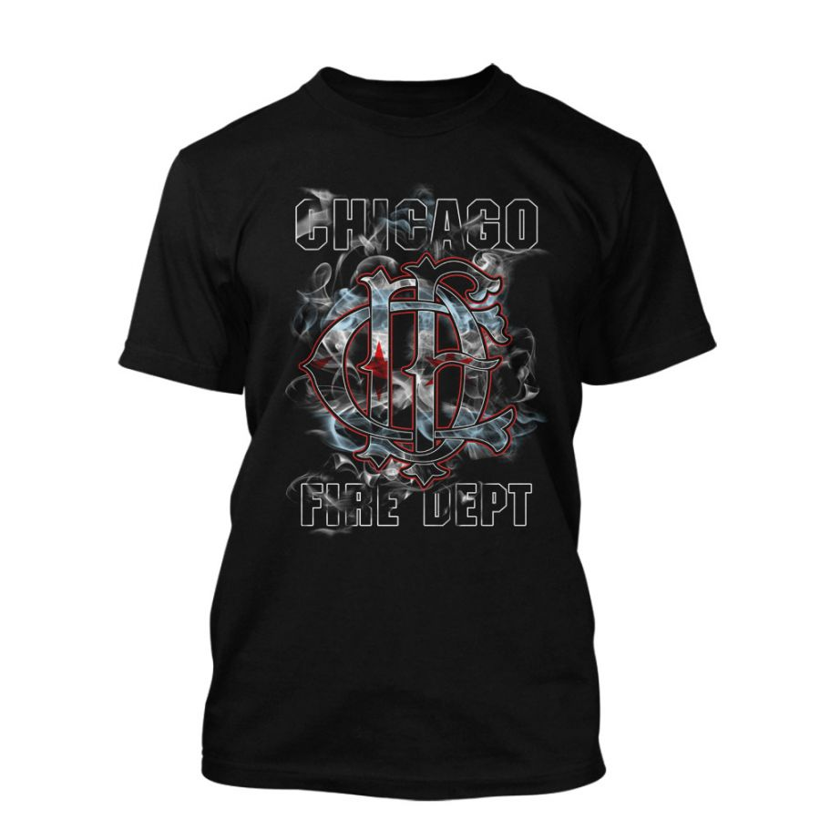 Chicago Fire Dept. - SMOKE T-Shirt
