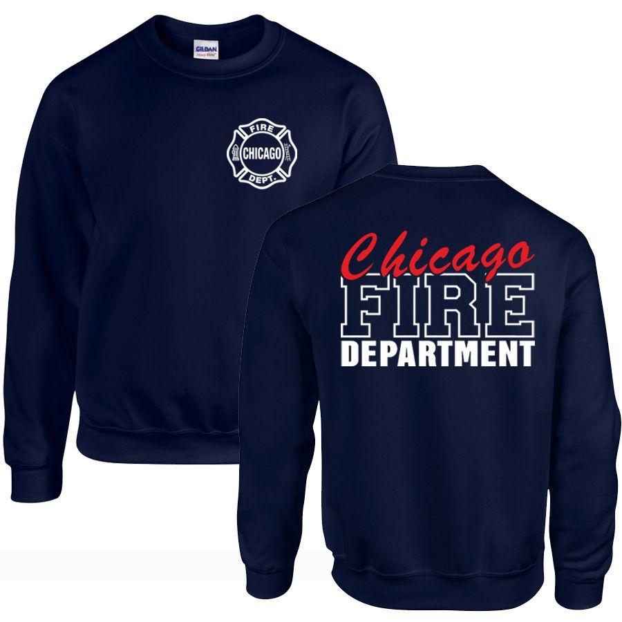 Chicago Fire Dept. - Sweatshirt (Special Edition)