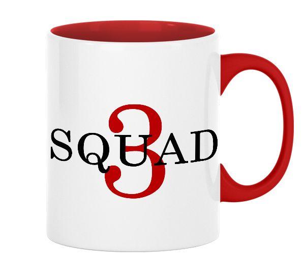 Chicago Fire Dept. - Squad 3 Tasse aus Keramik