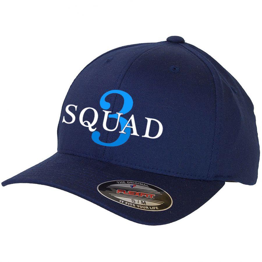 Chicago Fire Department - Basecap (Squad 3 - Blue Edition)