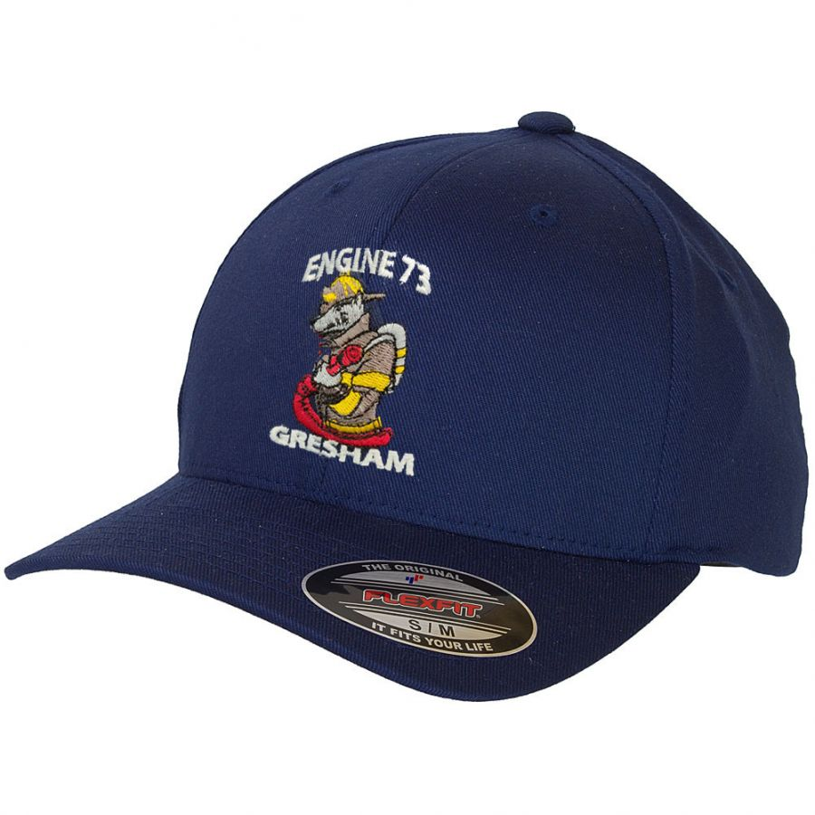 Chicago Fire Department - Basecap (Engine 73 - Gresham)