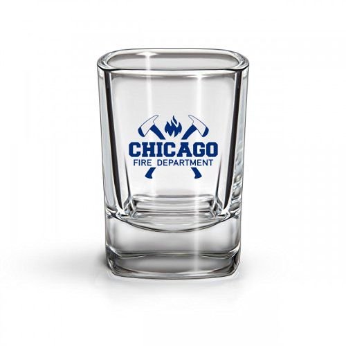 Chicago Fire Department - Schnapsglas (55ml)