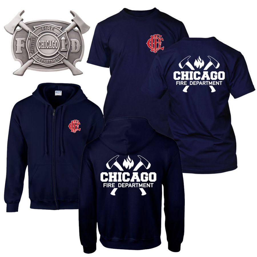 Chicago Fire Dept. - Spar Set (Axt)