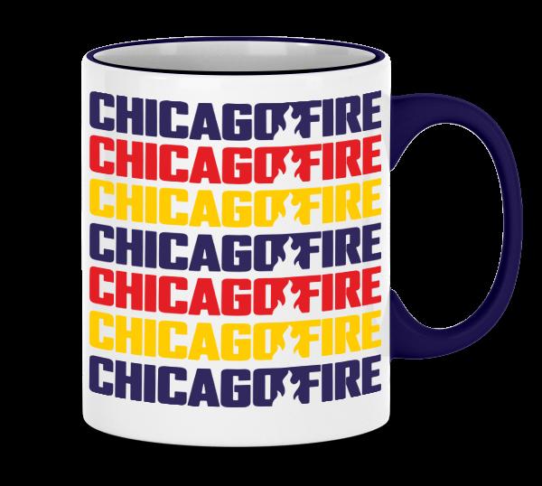 Chicago Fire - Tasse aus Keramik