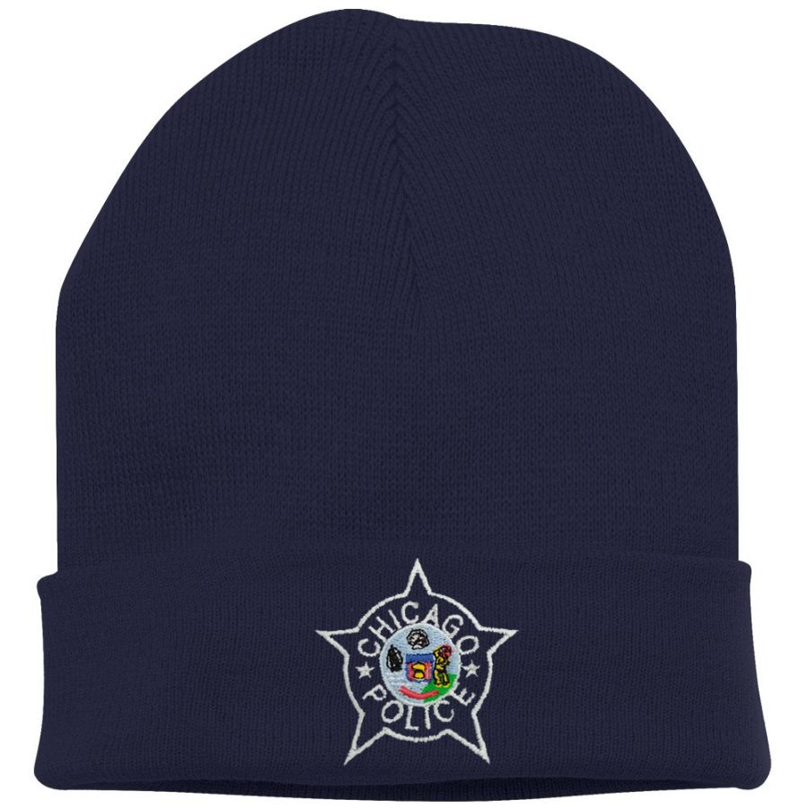 Chicago Police Dept - Wintermütze