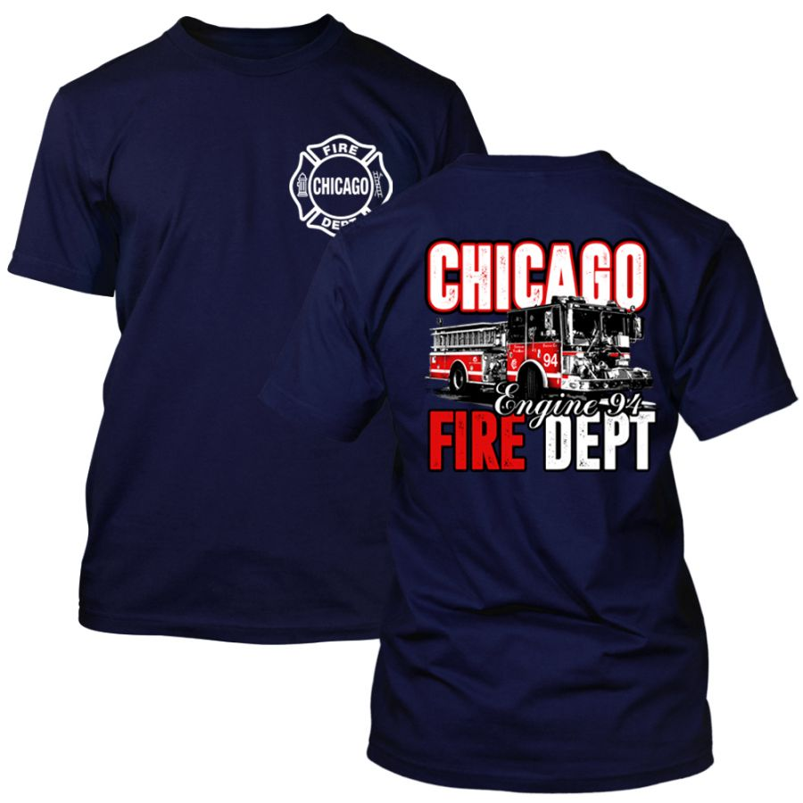 Chicago Fire Dept. - Engine 94 T-Shirt