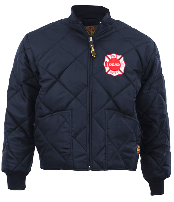 Chicago Fire Dept. - Steppjacke