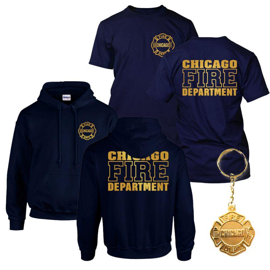 Chicago Fire Dept. - Spar Set (Gold Edition)